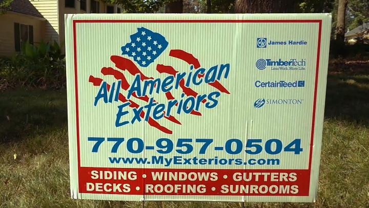 About South Atlanta Siding Company - All American Exteriors